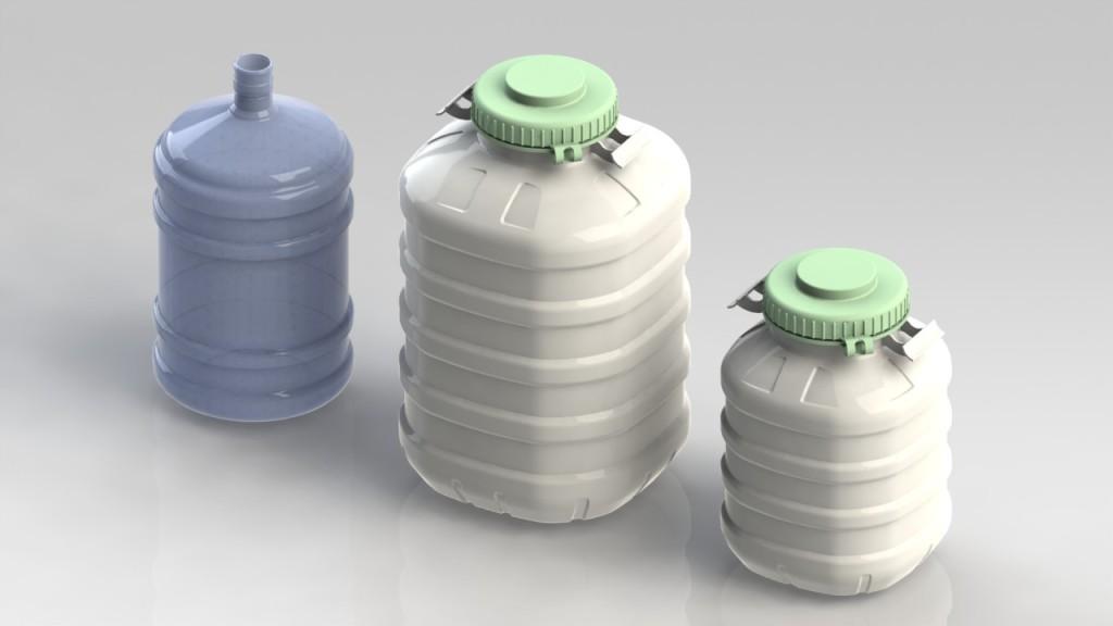 50Ltr Jars