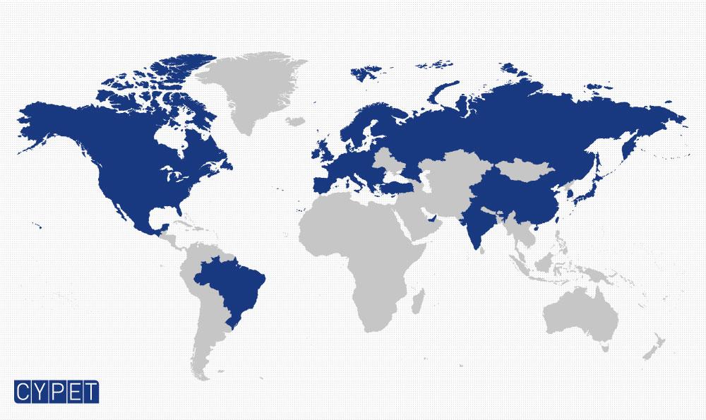 Παγκόσμιος Χάρτης Πνευματικής Ιδιοκτησίας CYPET