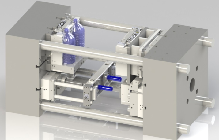 CYPET Injection Stretch Blow Molding Technology