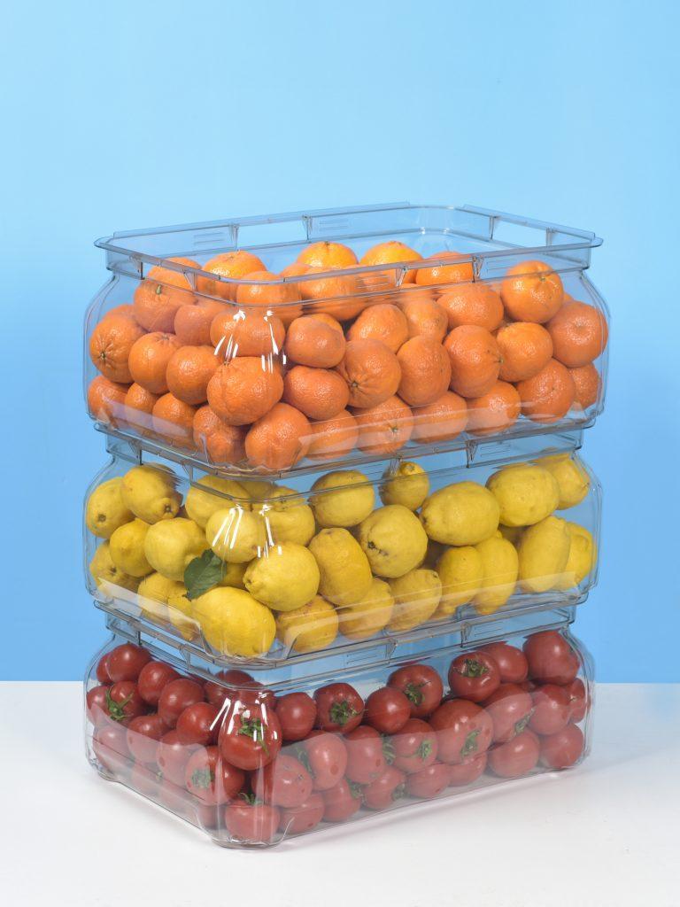 CYPET 60 liter fruit crate
