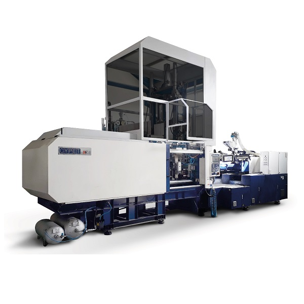CYPET K38 Injection Stretch Blow Molding Machine