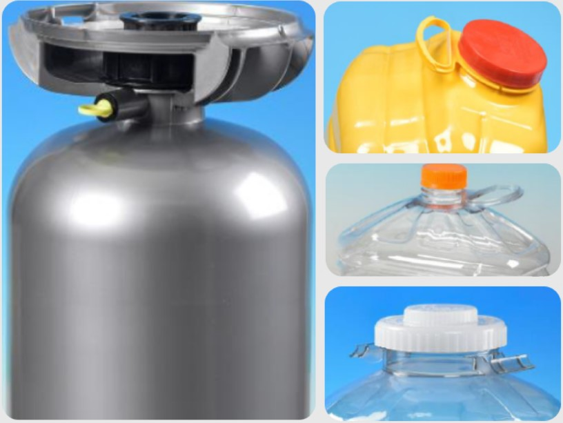 CYPET PET Bottles with Handles